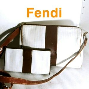 💯Fendi and wallet